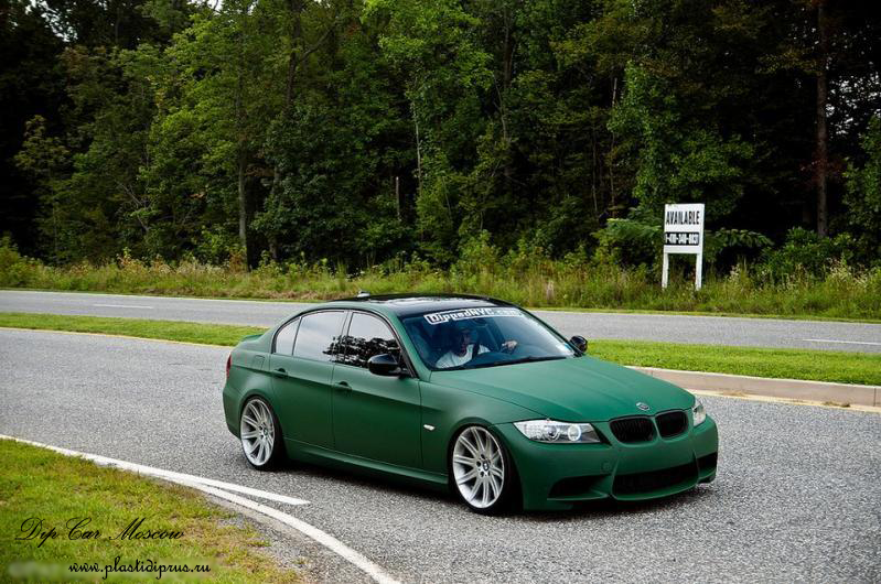 Hunter Green Plasti Dip