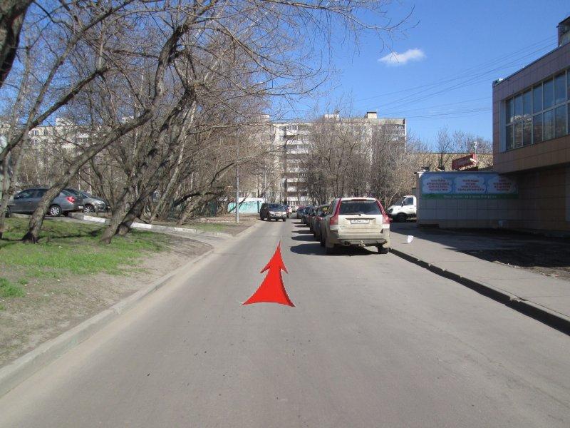 Moscow 1 Схема проезда в