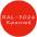 флуоресцентный Красный колер RAL-3026