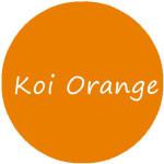 Оранжевый колер Koi Orange