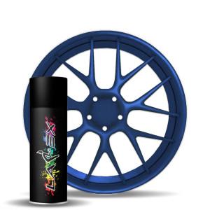 жидкая резина larex - темно-синий металлик