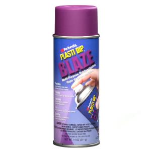ярко-фиолетовый пластидип спрей