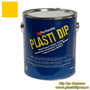 plastidip.5l. yellow