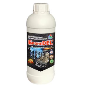 Бронеdel смывка