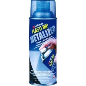пластидип спрей металайзер синий